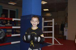 Дети и бокс